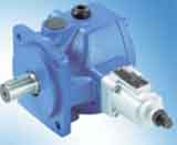 Vane pumps, direct operated