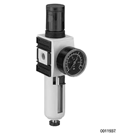 Filter, Pressure controller, Series AS