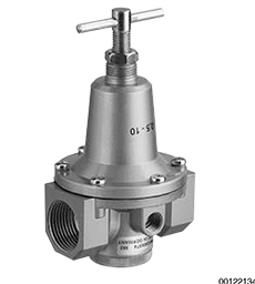Pressure regulator, Series MU1