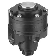 Pressure regulator, Series PR1