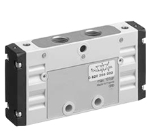 Directional valves (Pneumatically operated)